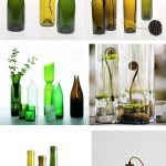 Vine Bottle Decoration