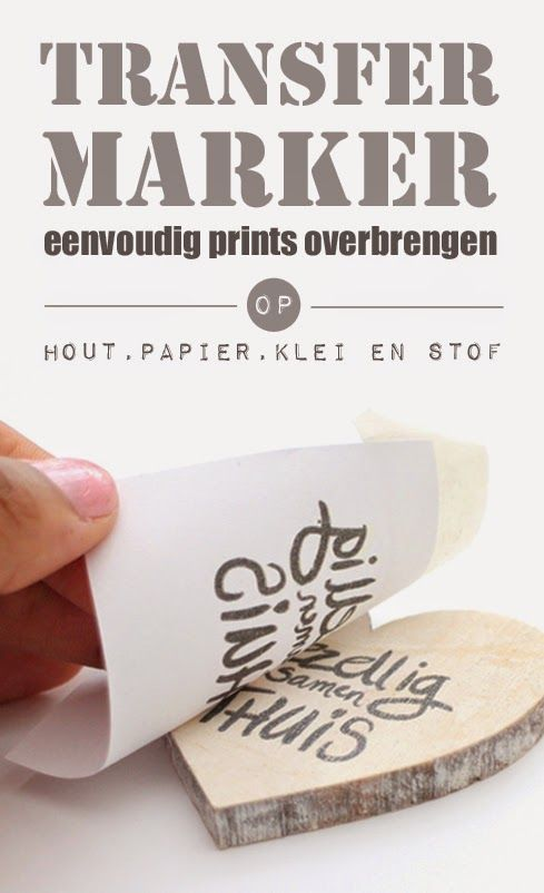how to make your own transfer paper