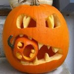 15 Scary & Funny Pumpkin Carving Ideas