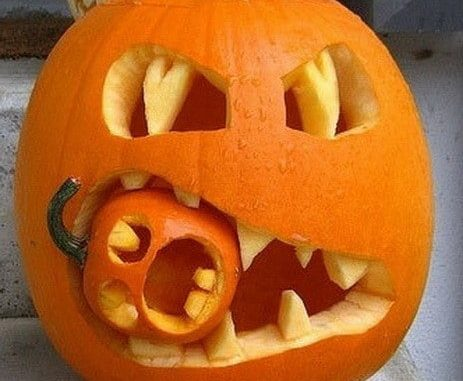 Scary funny pumpkin carving ideas explore trending