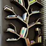 Check this 10 Imaginative Bookshelf Ideas