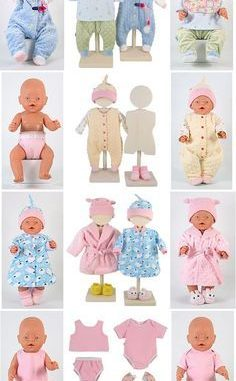 Different types of baby and doll clothes Explore Trending