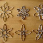 Reuse Toilet Paper Rolls for Attractive Home Decoration