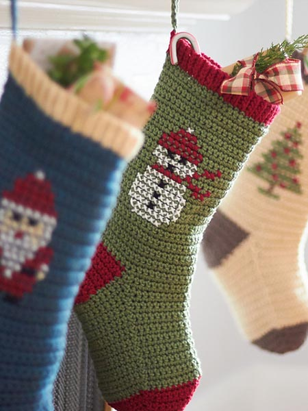 With These Wonderful Christmas Socks, You Will Provide A ...