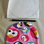 Preparing A Bird-Figured and Cute Beret for Your Children Suitable for All the Seasons