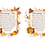 Show Thanks and Make Your Friends Happy with This Awesome Thanksgiving Blessing Mix