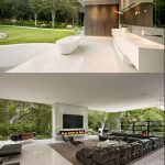 Minimalist Residential House Which Will Attract the Attention of Every Car Owner