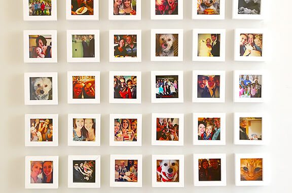 Create Handmade Instagram Wall To Your Home - Explore Trending
