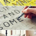 Write Your Favourite Words On Pillowcases