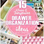 Different Drawer Organizations Are Here