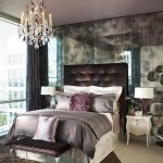 Inspiritual Purple Bedroom Designs