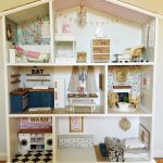 Handmade Barbie House For Little Ladies