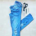 How To Make Ripped Jeans At Home