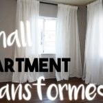 How A Small Apartment Is Changed Totally