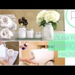 Great Do It Yourself Ideas For Bathroom Decoration