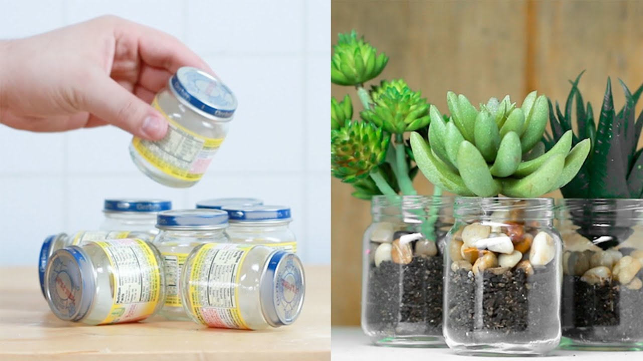 Baby Food Jar Ideas Which Will Make Great Decorations