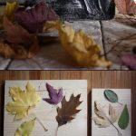 10+ Leaf Decoration – DIY