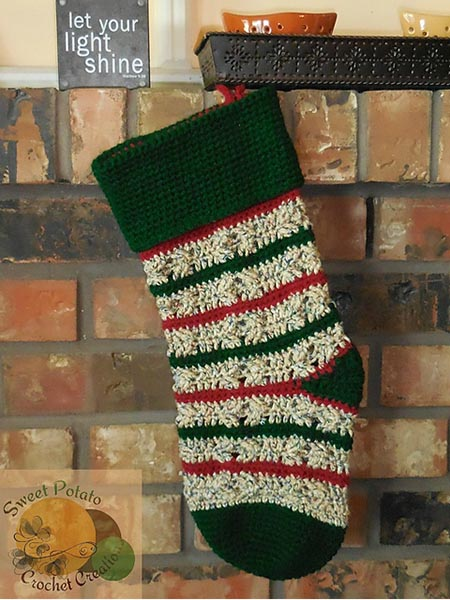 Crochet-Christmas-Stocking-4