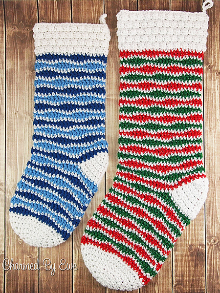 Crochet-Christmas-Stocking-7