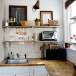 Why Should You Try Open Kitchen Shelves