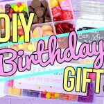 Easy Handmade Gifts For The Birthdays Of Your Loved Ones
