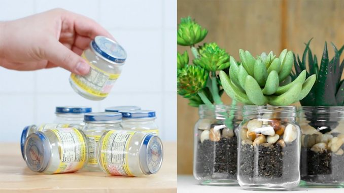 Baby Food Jar Ideas Which Will Make Great Decorations Explore Trending