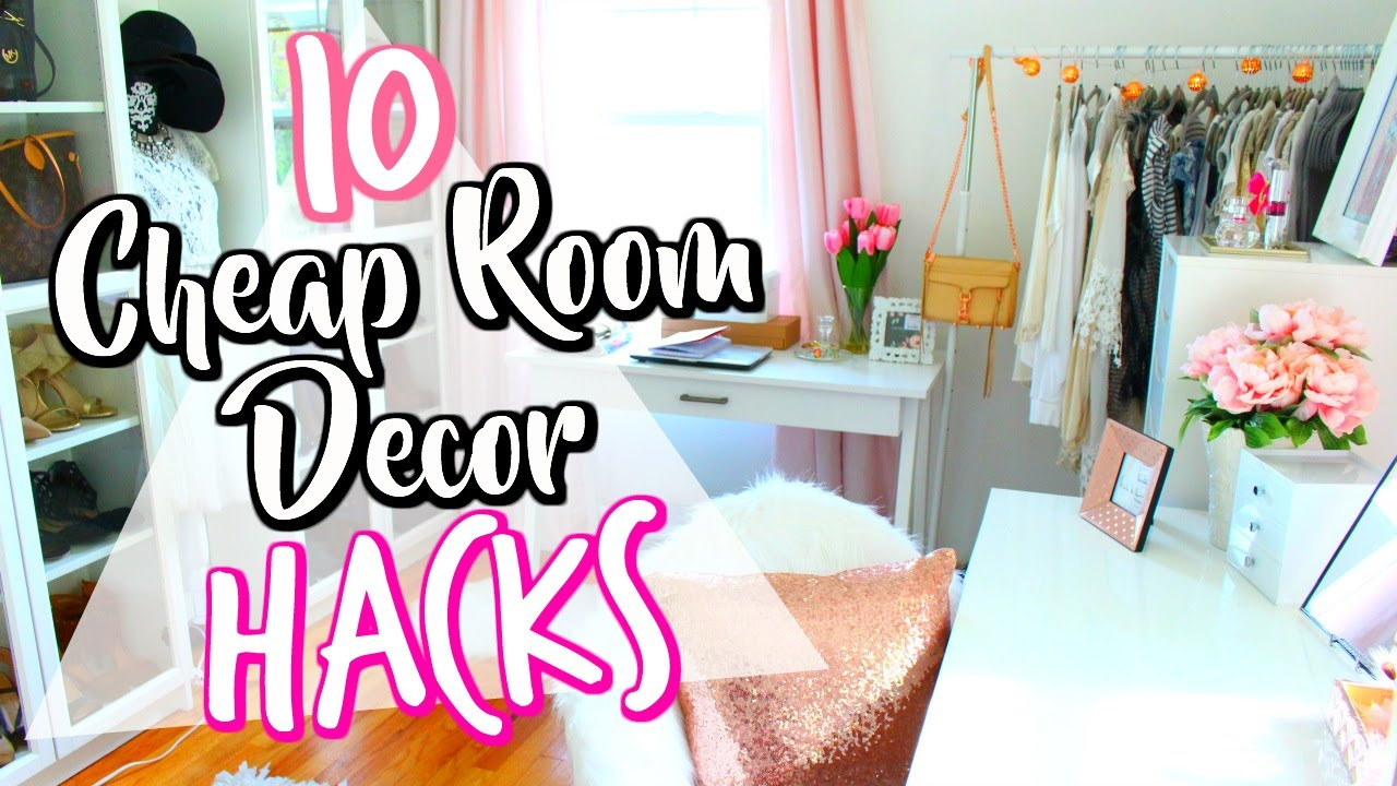 Great Decorating Hacks In The Cheapest Way - Explore Trending