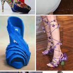 Renew Your Old Shoes By Decorating Them